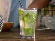 Drink Kubánske mojito - recept na  míchaný nápoj Cuban mojito /mochito