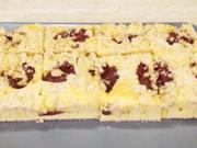 Švestkový koláč s drobenkou - recept na švestkový koláč