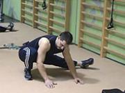 Kardio cviky a stretching