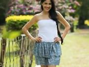 Vícevrstvené šaty - jak si ušít jednoduché letní šaty