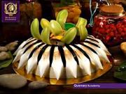 Šlehačkovo-čokoládový dort - jak vyzdobit šlehačkovo-čokoládový dort.