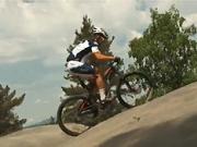 Jízda do kopce - technika výjezdu na kole v terénu