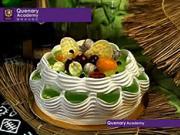 Dort jako květináč - zdobení dortu