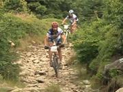 Jízda z kopce  - technika jízdy na kole z kopce