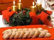 Vanilkové rohlíčky - recept na vánoční vanilkové rohlíčky