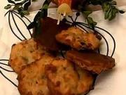 Marokanky - recept na koláčky s medem,čokoládou,mandlemi, rozinkami a  s kandovanym ovocem