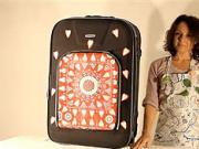 Úprava cestovního kufra - jak si skrášlit cestovní kufr