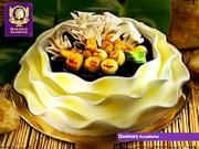 Šlehačková květina - jak vyzdobit dort do tvaru šlehačkového květu