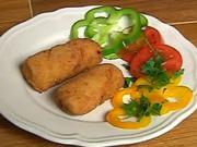 Kuřecí krokety - recept na krokety s kuřecím masem