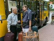 Etiketa cestování letadlem a autobusem