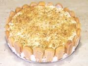 Jogurtový dort - recept na nepčený jogurtový dort s figami - jogurtový koláč