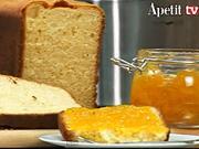 Domáci pomerančová marmeláda s brioškou - recept na přípravu pomerančové marmelády a pečení briošky