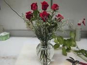 Aranžování květin - jak aranžovat květy na Valentýna nebo narozeniny