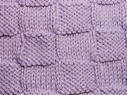 Pletení - různé vzory na pletení