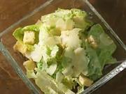 Ceasar salát - recept na Cezar salát