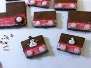Perníkový vláček - jak vyrobit vláček z koláčků