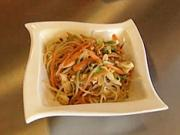 Thajské jídlo Pad Thai - recept na thajské rýžové nudle