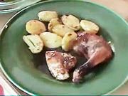 Vaření s vínem - recept na 4-chodové menu