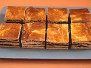 Perníkový koláč - recept na perníkový koláč s povidly
