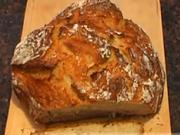Bramborový chléb - recept na maďarský bramborový chléb