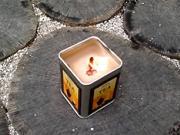 Výroba svíčky z včelího vosku - jak vyrobit svíčku