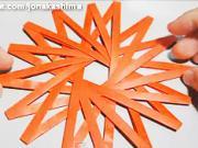 Symetrická hvězda - jak vyrobit symetrickou (16-cipou) hvězdu