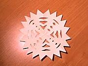 Vánoční ozdoby z papíru - Jak si vyrobit jednoduché papírové ozdoby