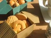Krabička na vánoční cukroví - jak vyrobit krabičku na vánoční pečivo