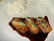 Losos s omáčkou teriaky - recept na lososa s teriaky omáčkou