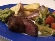 Uruguayský steak - recept na uruguayské hovězí rib eye steak