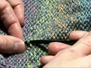 Pletení - ukončení do neviditelného konce