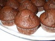 Čokoládové Muffiny - recept na čokoládové muffiny / mafiny