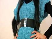 Teplá vesta - jak si udělat teplou vestu