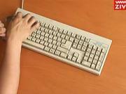 Jak vyčistit klávesnici - čištění klávesnice