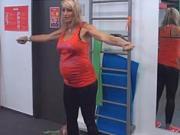 Cvičení během těhotenství - Jak cvičit v těhotenství