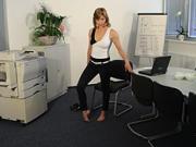 Cviky do kanceláře - jak cvičit v kanceláři