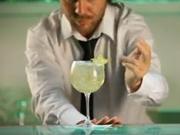 Drink De Luxe cucumber - jak namíchat nápoj De Luxe cucumber