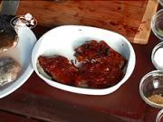 Grilované filety z kapra - recept na grilovaného kapra v marinádě