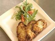Šťavnaté kuřecí plátky - recept na kuřecí prsa s tatarskou omáčkou Hellmanns