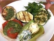 Grilovaná zelenina - recept na grilovanou zeleninu - jako grilovat zeleninu