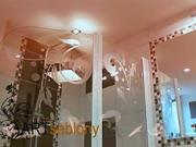 Nálepka na zrcadla a sklo - návod k lepení