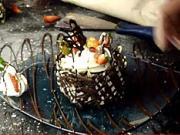 Čokoládové zdobení - kreativní nápady na cukrářské zdobení