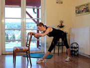 Cviky na zpevnění zadku - cviky na pevný zadek