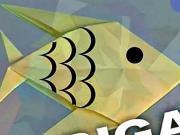 Ryba z papíru - jak poskládat z papíru rybu