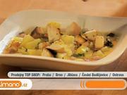 Cesnečka - recept na česnekovou polévku