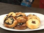 Kynuté koláče - recept na kynuté koláče s ovocem