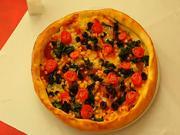 Domácí pizza za 5 min - recept na domácí pizzu - těsto na pizzu - pizza těsto