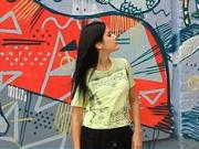 Tričko s krajkou - jak si udělat tričko s krajkou