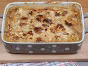 Zapečené hrušky - recept na zapečené hrušky s ořechy
