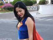 Kostým super dívky - jak si udělat kostým super dívky